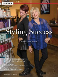 BizTucson article on Jana and Pam_Page_1